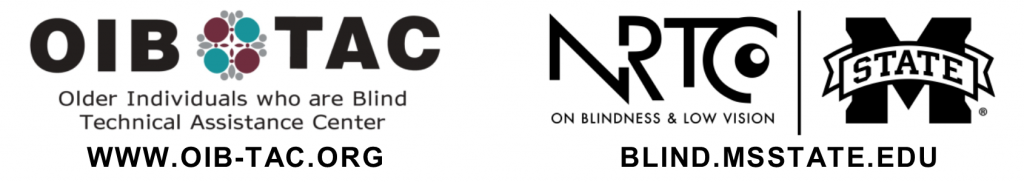 OIB TAC and NRTC of Mississippi state logos