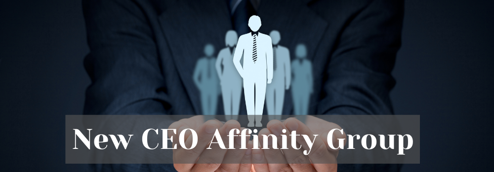 New CEO affinity group logo