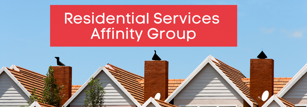 Residential Services Affinity Group logo