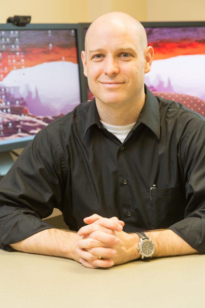 Dean VanNasdale headshot