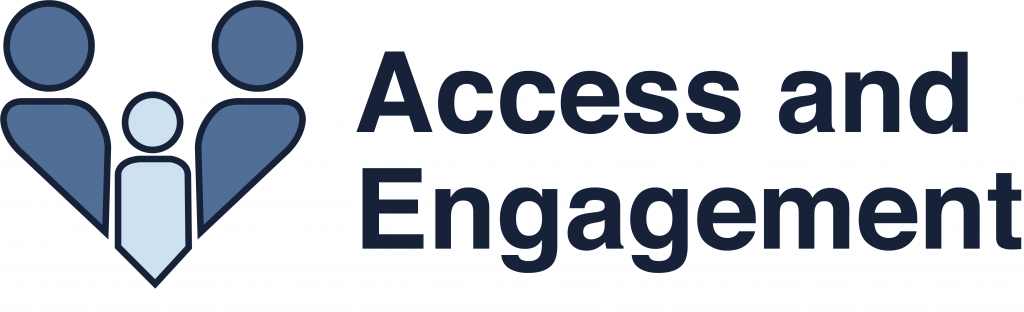 Access and Engagement Logo