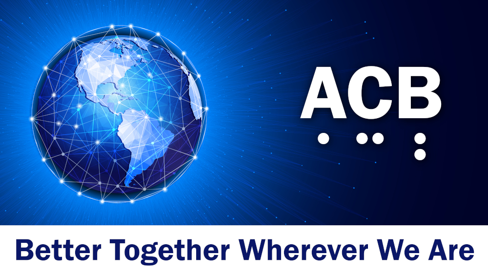 ACB conference logo- Better Together Wherever We Are